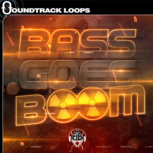 Bass Goes Boom EDM Loops