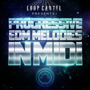 Free EDM Loops and MIDI